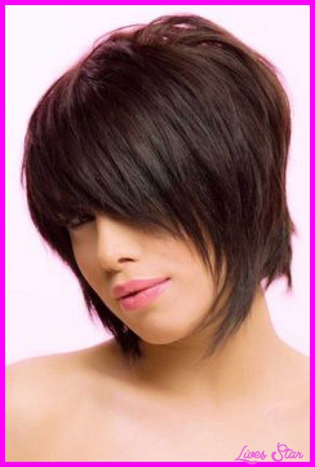 short hair style for ladies 1000 ideas about shaggy bob hairstyles on 8861 | a835197e95d57c28d902fc034a2e8861