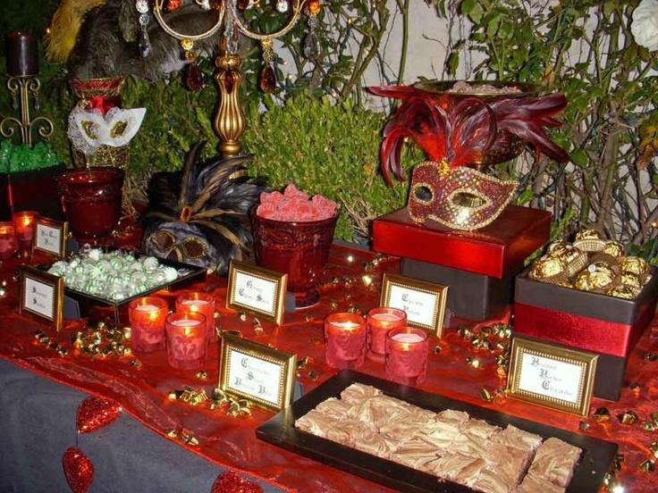 Marvelous Christmas Masquerade Party Ideas Part - 13: Pinterest