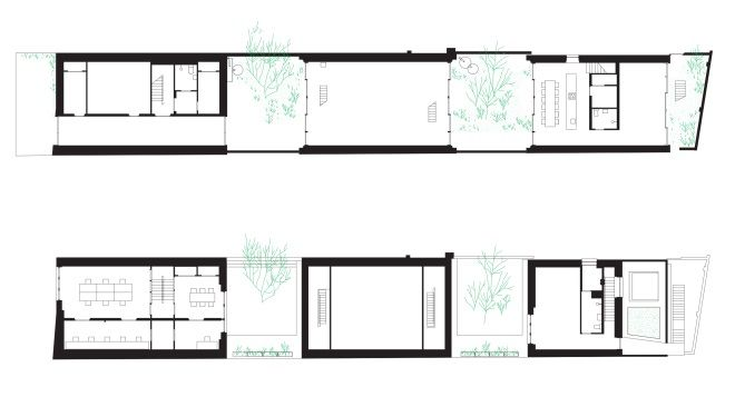 Juergen teller plans building form layout Pinterest