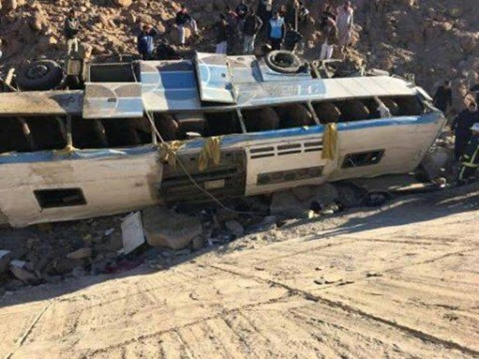 Nine Alexandria University Students Killed in Egypt Bus Accident