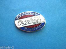 WILLYS OVERLAND CAR CO. - hat pin, , lapel pin , tie tac, hatpin