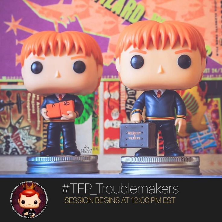 Get ready for today's @TOPFunkoPhotos Photo Session starting at 12pm EST!  SESSION TIME  To assist you here's some start times from around the world If you don't see your country or time zone listed just do a quick Google search and it'll tell you.  12 PM (Eastern Time) 11 AM (Central Time) 10 AM (Mountain Time) 9 AM (Pacific Time) 5 PM (London) 6 PM (Germany) 1 AM (Hong Kong) 4 AM (Sydney) 3 PM (Brasilia Brazil)  #Session Tag: #TFP_Troublemakers Featured Photo by @popsinheaven RULES…