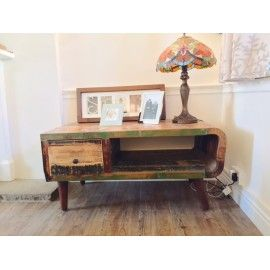 Boat Range   Coffee Tables. Made From Reclaimed Green Wood. Constructed  From Vintage Shipping