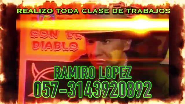 celular - movil: +57-3112064020 - +57-3143920892 agregame al whassap pagina web: http://ramiro66670.wix.com/chamanllanero HAGO PACTOS CON EL DIABLO PARA REGRESAR AL SER AMADO, HUMILLADO, AMARRADO, DOMADO, LIGADO, ENAMORADO, ARRODILLADO, RENDIDO Y SOMETIDO DE POR VIDA INMEDIATAMENTE; HAGO QUE LE PIDA PERDÓN Y QUE COMA MIERDA EN SUS MANOS;  NO LO DEJO TENER PAZ NI DE NOCHE NI DE DÍA, NI COMIENDO NI DURMIENDO; LE DOMINO MENTE, CUERPO Y ESPIRITÚ AL AMOR DE SU VIDA, POR SIEMPRE Y PARA SIEMPRE...