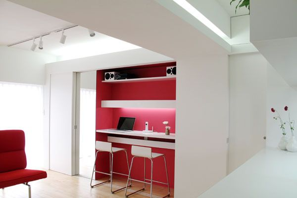 M-Mansion by BAKOKO Design Develpment , via Behance
