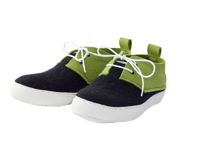 Aki Choklat for Lahtiset, felt sneakers, ACFL-12-2, http://www.lahtiset.fi/fi/mallisto/aki-choklat-for-lahtiset.html #akichoklat #lahtiset #felt #sneakers