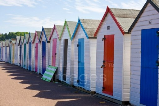 Beach Huts Broadsands (Torbay)