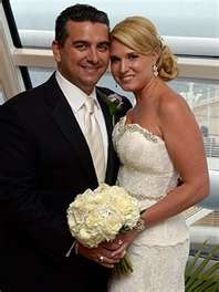 Cake Boss star Buddy Valastro and his wife Lisa celebrated their 10th anniversary in a big way – with