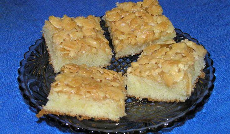 God lättbakad kaka i långpanna 30x40 cm.