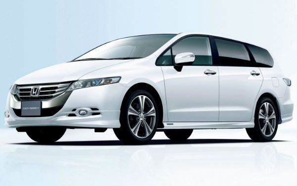 2016 Honda Odyssey AWD