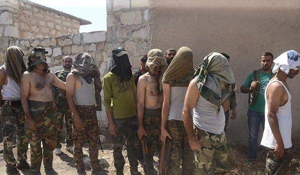 Συρία: Πάνω από δύο χιλιάδες αντάρτες παραδόθηκαν με τον ευεργετικό νόμο του Άσαντ