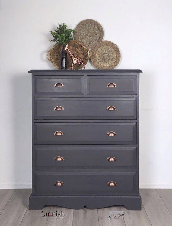 Chest Of Drawers Pine Chest Of Drawers Dark Grey Drawers