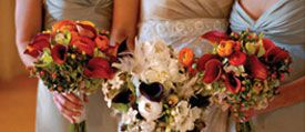 Decoración para boda vintage
