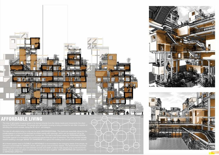 International Treehousing Competition_Winning Scheme_Jungle Gym_3