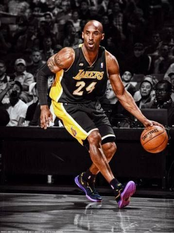 #8 & #24 Kobe Bryant #L.A. Lakers