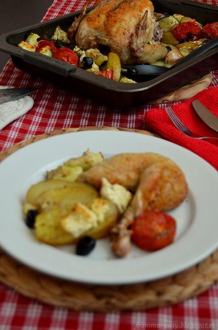 KURA PO GRÉTCKU            Mnohým ľudom sa nedeľný obed spája s vôňou pečeného kuriatka. Teda aspoň ešte v nedávnej minulosti to bolo typické nedeľné jedlo, nenáročné,...