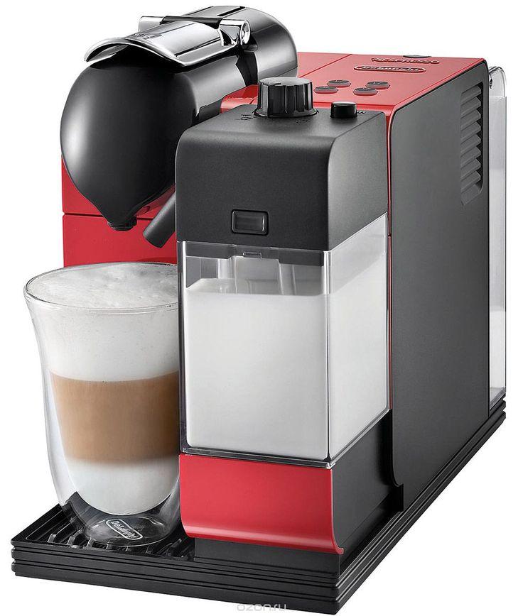 DeLonghi Lattissima+ EN521.R Nespresso кофеварка