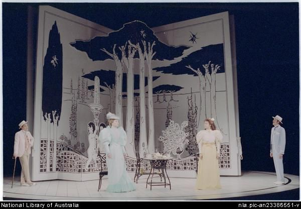 McMurdo, Don, 1930-2001. [Sydney Theatre Company performance of The importance of being earnest] A pop up book!