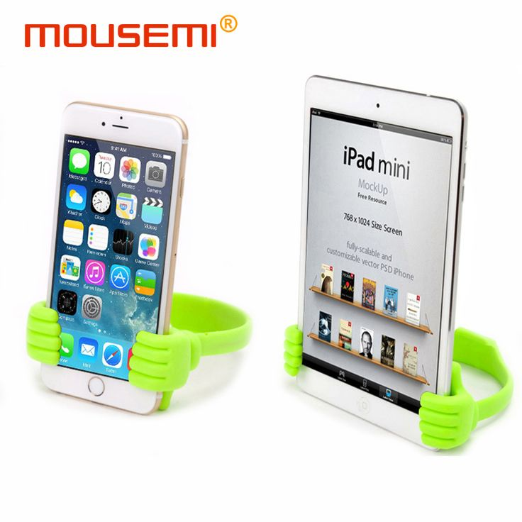 Support Mobile Car Holder For Phone In Car Phone Holder Automobile Thumb Stand Mount For Car Cellphone For iphone 6 s 7 Plus mi5