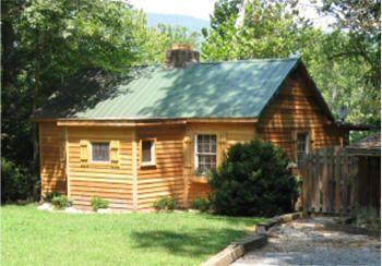 Rustic River Cabin Rental Luray Virginia Mountain