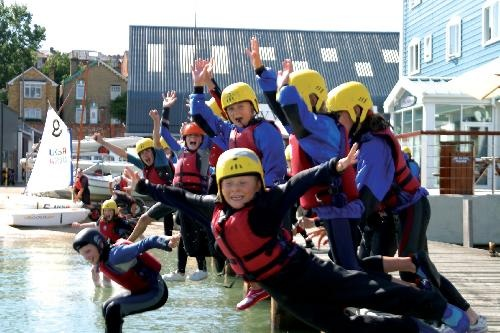UKSA (United Kingdom Sailing Academy) - Water Sports Activities in Cowes, IOW