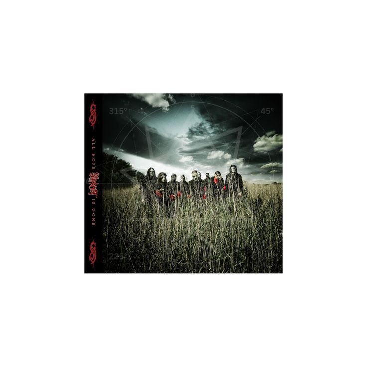 Slipknot - All Hope Is Gone [Explicit Lyrics] (CD)