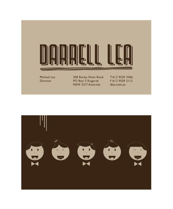Darrell Lea Branding & Identity on Behance