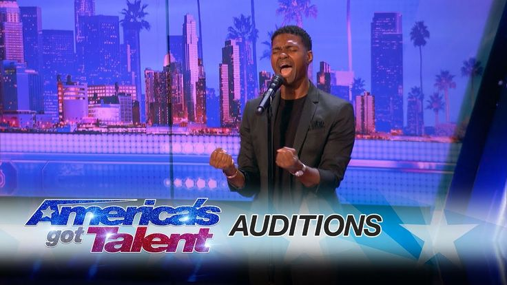 "Johnny Manuel: Guy Covers Whitney Houston's ""I Have Nothing"" - America's Got Talent 2017 - YouTube"