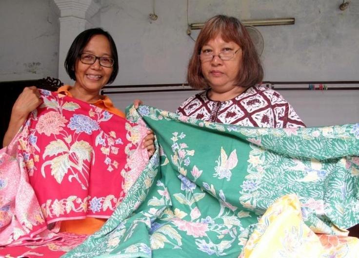 Me with Liem Poo Hien, Kedungwuni