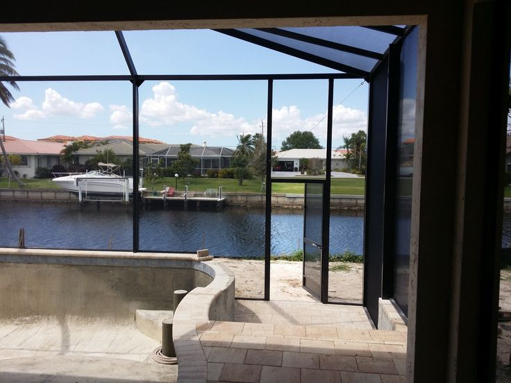 Patio screen enclosures in Florida is a great services. Ultra Screen has installed thousands of pool screen enclosures in Tampa, Florida. We offer swimming pool enclosure, screened porch & screen enclosures in Florida. This Pool, Patio & Porch screen is much stronger than standard window and door screens. Call at (813) 667-6770 for more information about Florida screen enclosures or visit our website.