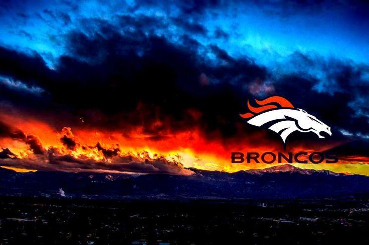 Denver Broncos! Repin & Follow my pins for a FOLLOWBACK!