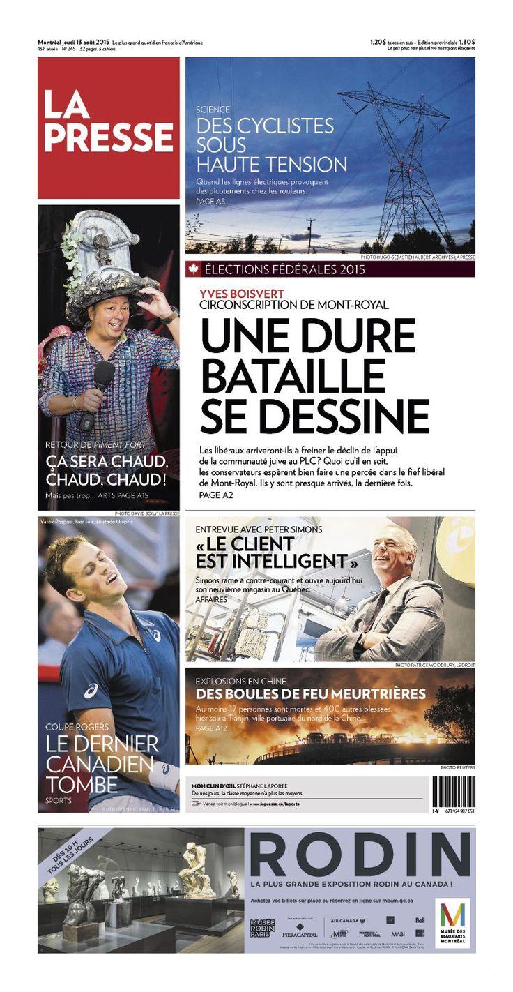 Montréal   La Presse   LaPresse.ca