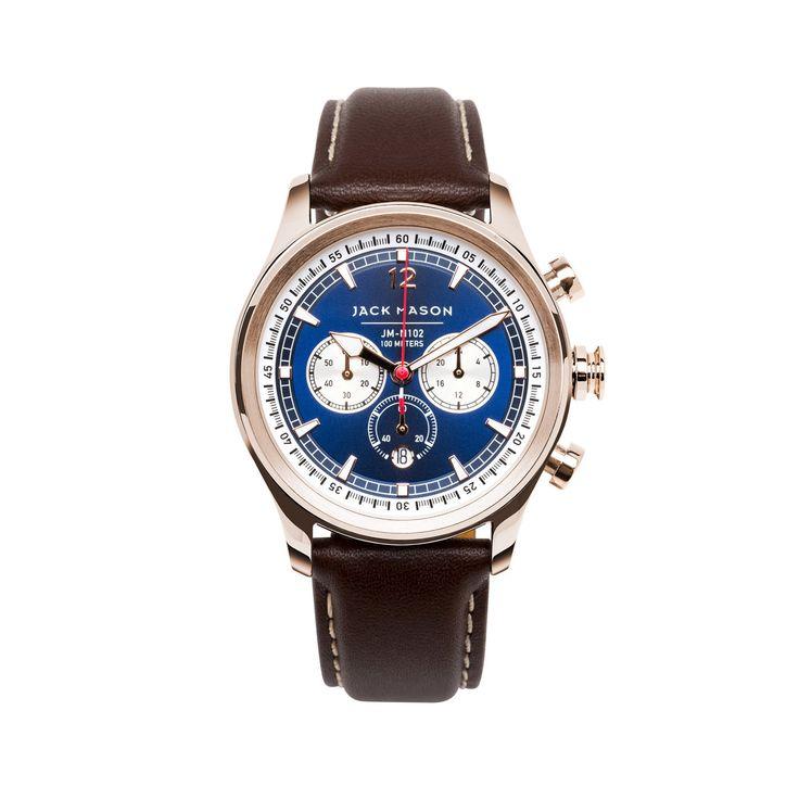 Nautical Chronograph Watch