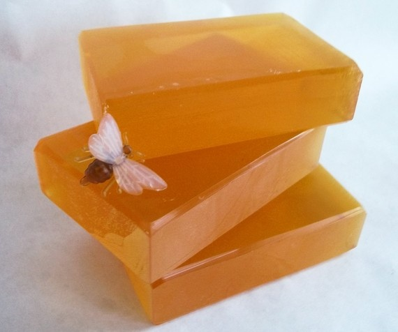 She's as sweet as Tupelo honey... This soap smells amazing!  From etsy seller bksoapco.