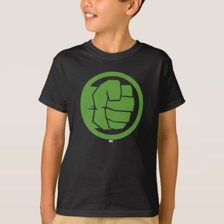 Incredible Hulk Logo T-Shirt - tap to personalize and get yours