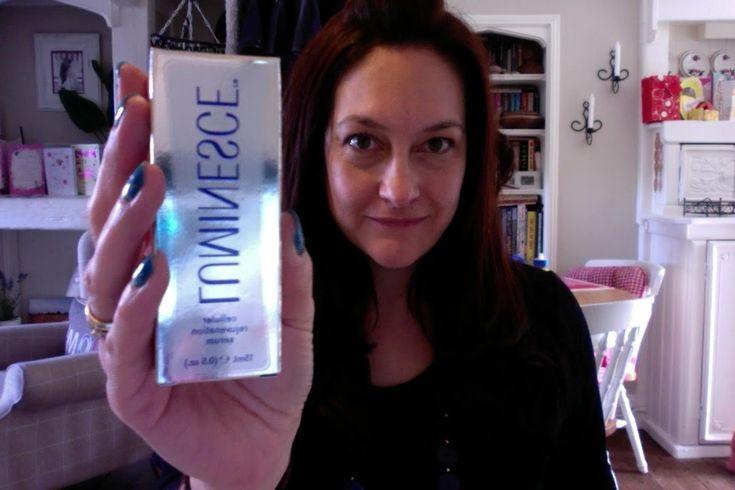 Luminesce Cellular Rejuvenation Serum - Honest Review - Jeunesse. - Sara...