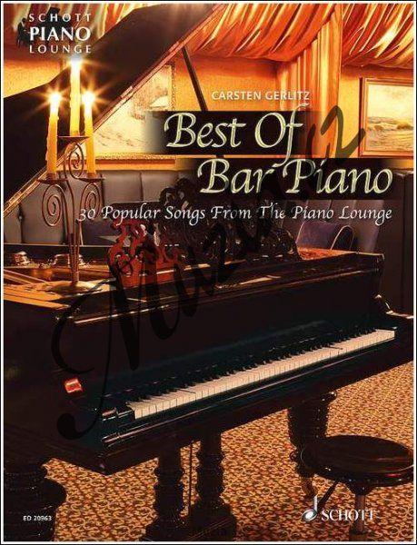 Album | Best Of Bar Piano | Zpěvník-noty - Zpěvník (ED 20963)
