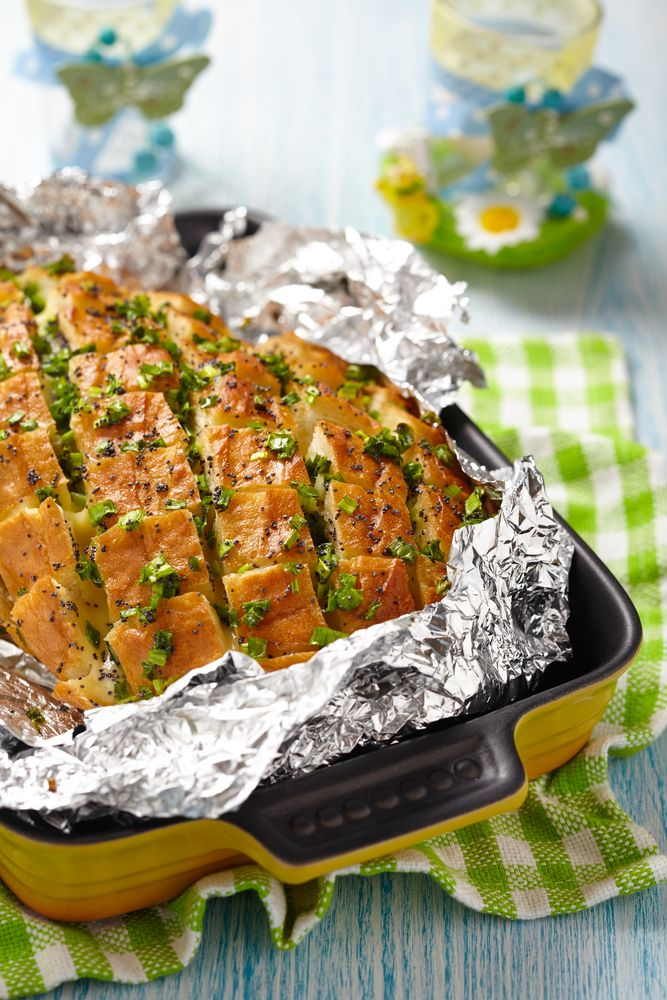 Typical Side Dishes To Accompany Your South African Braai Resepte Pinterest Garlic Rolls