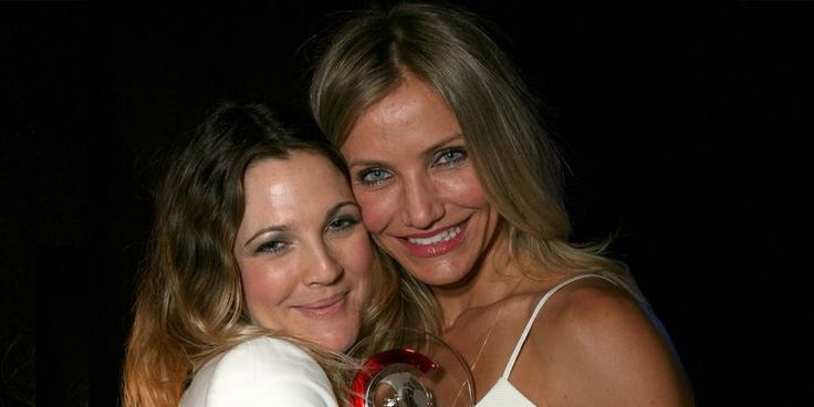 Drew Barrymore and Cameron Diaz Shared Their Reunion on Instagram