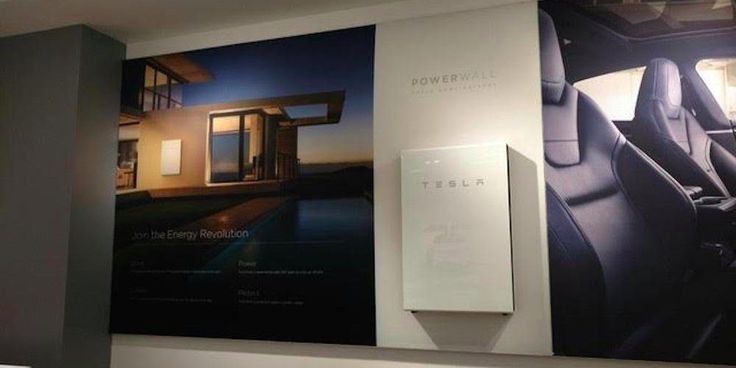 Tesla Powerwall 2 costs 30% less than closest competitor #Tesla #Models #car #Automotive #cars #Autos