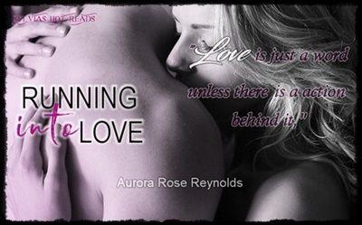 Running into Love by Aurora Rose Reynolds