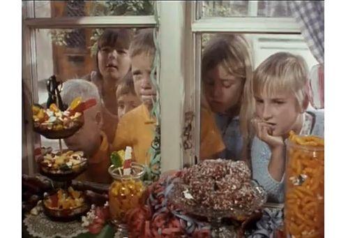 Pippi Longstocking - Candy shop episode
