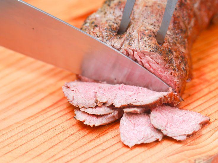 How to Cook Beef Tenderloin -- via wikiHow.com