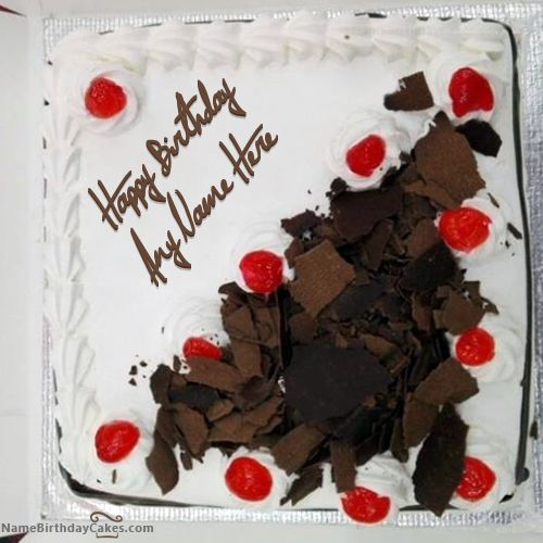 Cake Image Name Kapil : 17 Best images about Name Birthday Cakes for Friends on ...