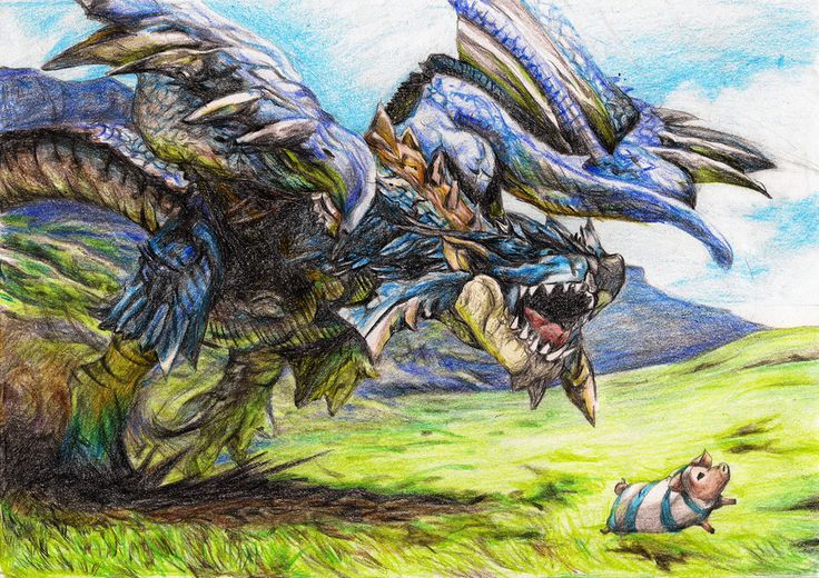 S Rathalos 43 best images ...