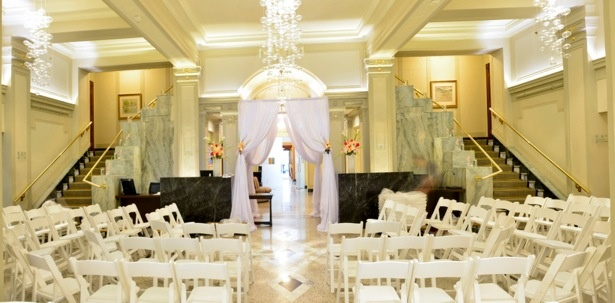 Lobby Ceremony