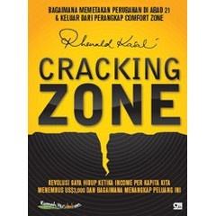 Cracking Zone - Rhenald Kasali