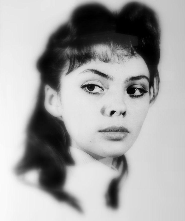 Barbara Kwiatkowska-Lass photographed  by Jerzy Neugebauer