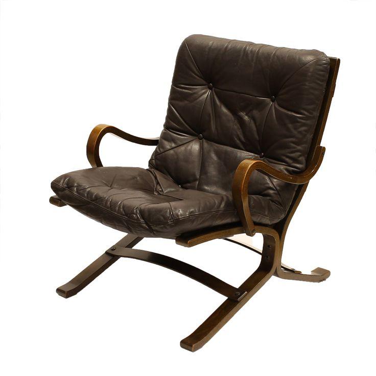 Mooie comfortabele jaren '70 fauteuil VOUNT   VINTAGE