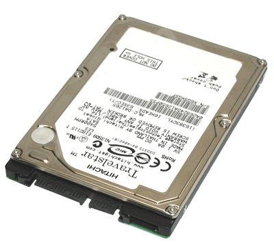 Hard Drive, 500 GB, 5400 SATA, 2.5 inch - Macbook 2.4GHz White Unibody Mid 2010 A1342 MC516LL/A